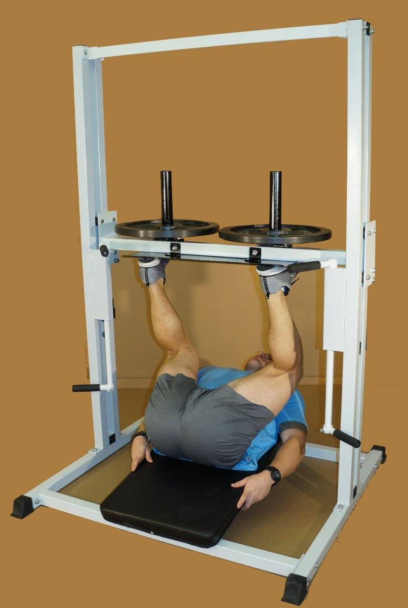 TDS leg weight machine