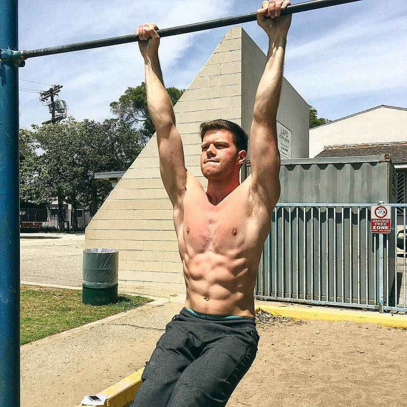 calisthenics abs workout routines
