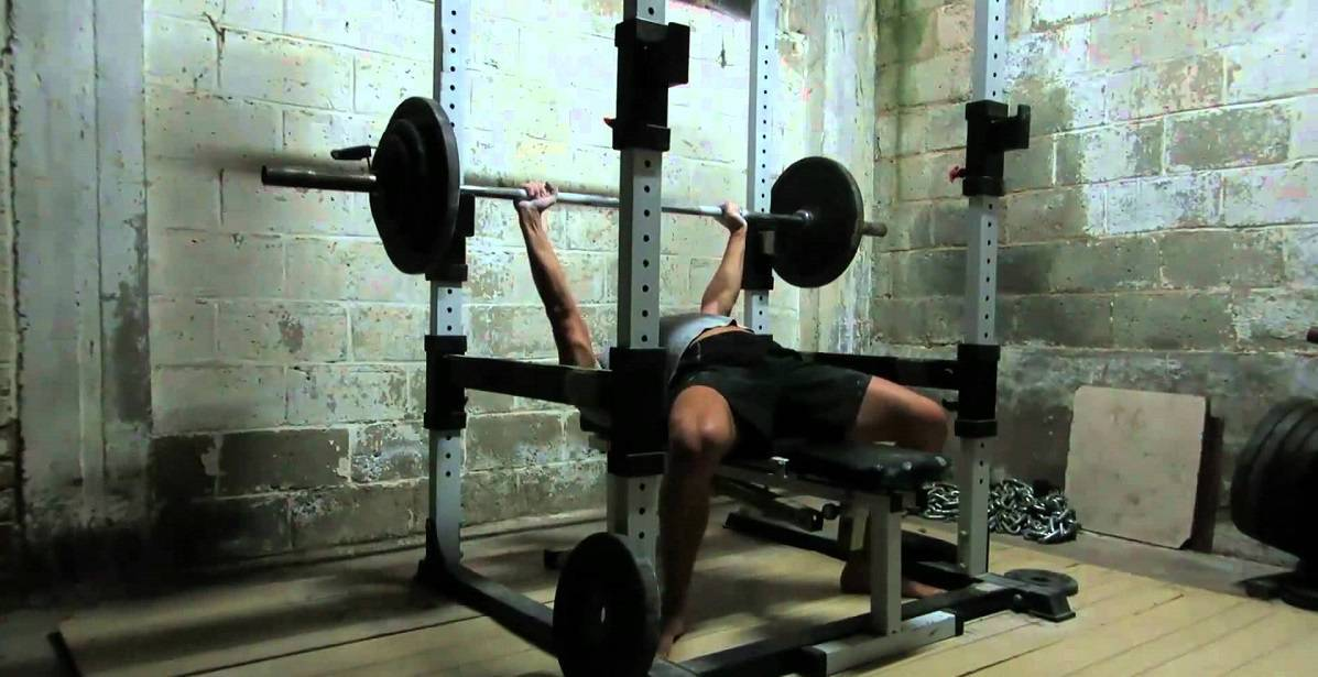 power rack exercises