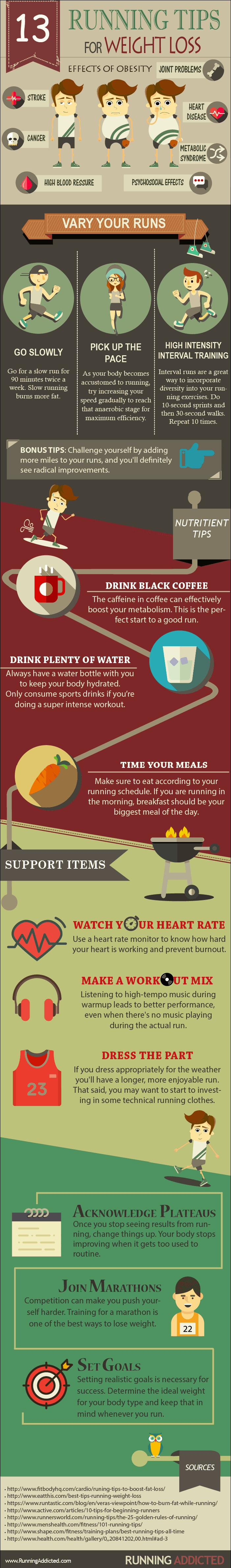 running-tips-for-weight-loss-infographic