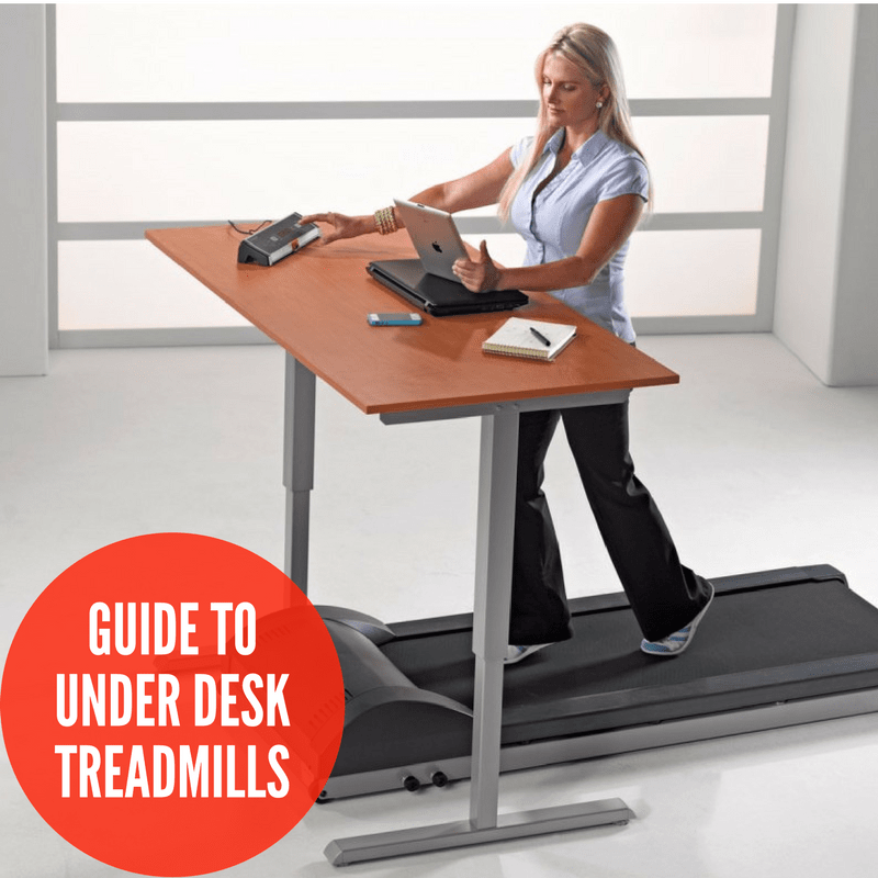 under desk treadmill guide