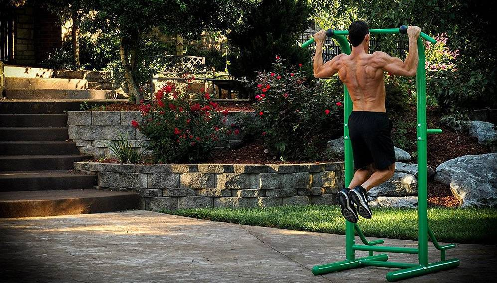 Stamina Outdoor Fitness Tower