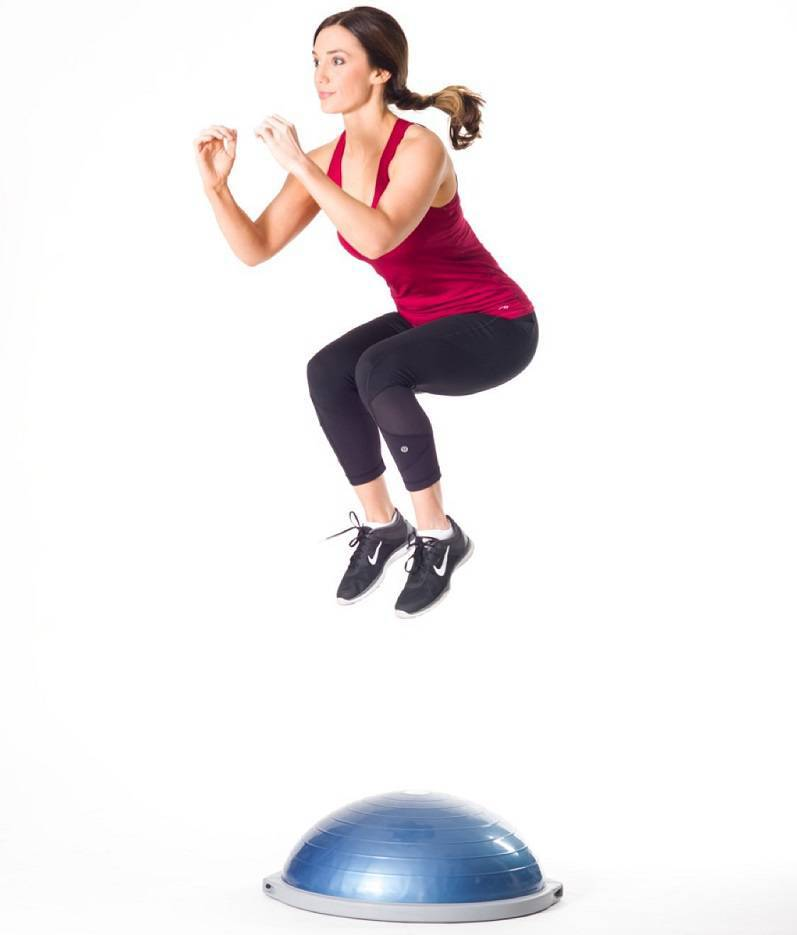 Bosu Ball Side Jumps: Top 19 Small Exercise Equipment That Are Worth To Buy
