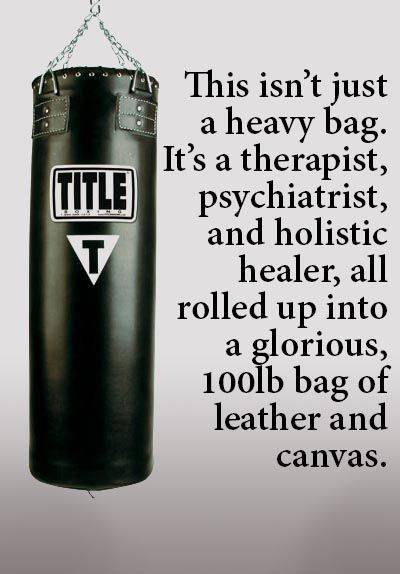 As You Punch The Bag Visualize It An Opponent So Wallop Cannot Hit Back Is Ideal Way In Which One Can Practice Self Defense
