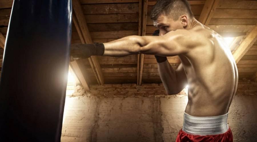 punching bag workout benefits