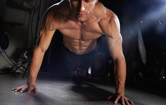 push up common mistakes