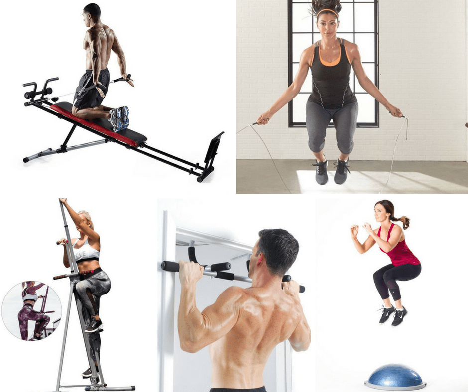 Best 19 Small Exercise Equipment For Home