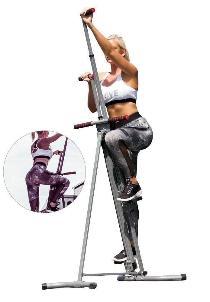 vertical climber