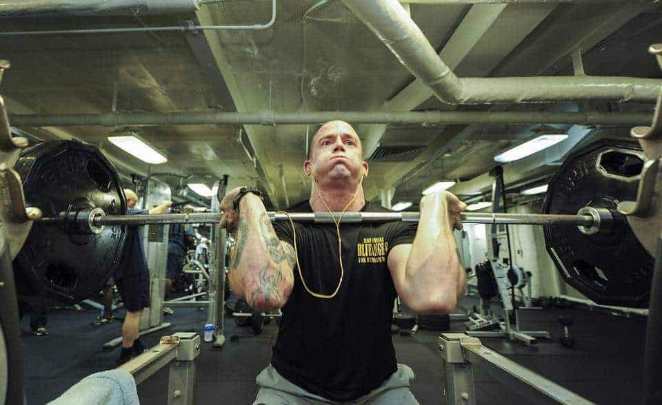 weightlifting for power