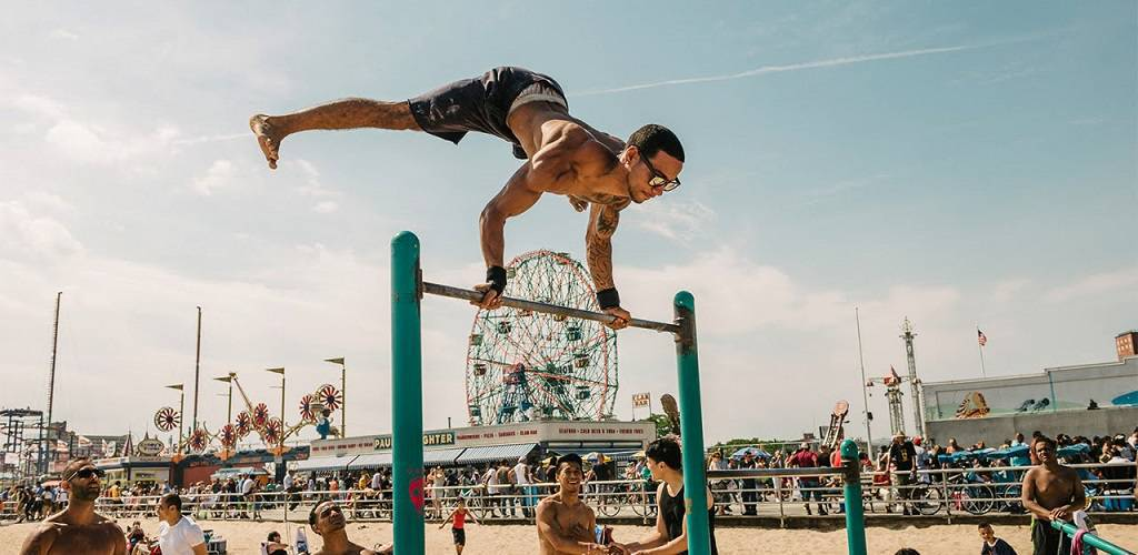 get jacked with calisthenics