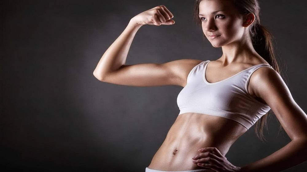 arm exercises women without gym