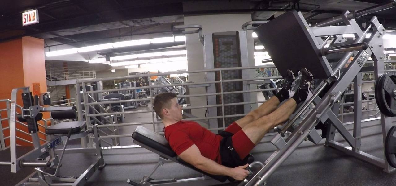 leg press calf raise machine tutorial