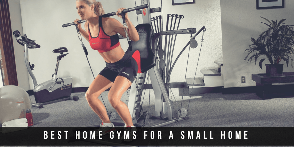 Top compact home gyms for small space total body workout