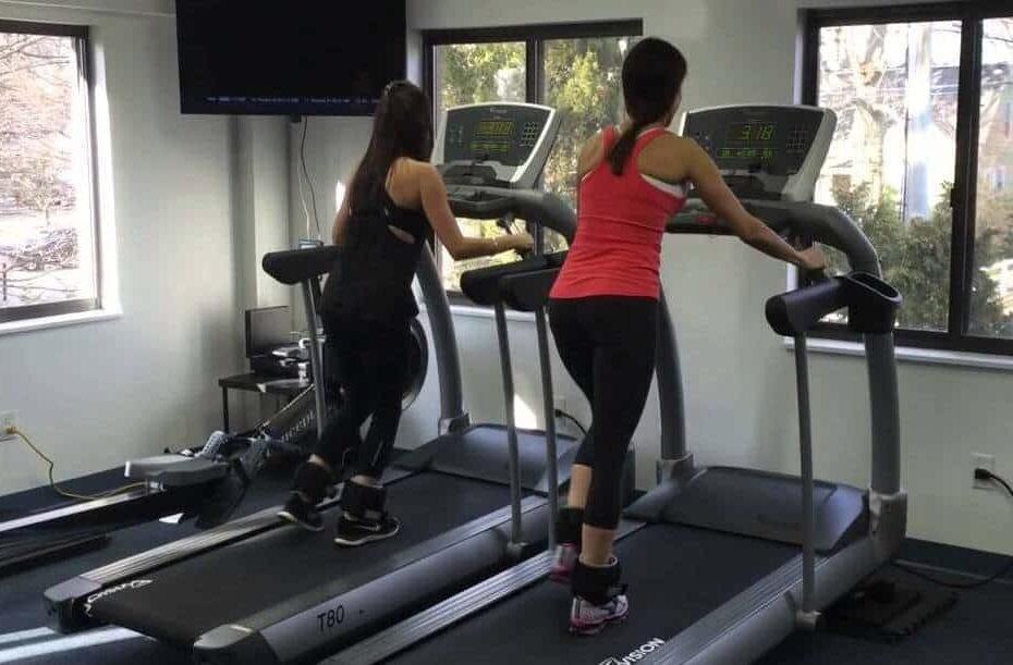 treadmill walking workout