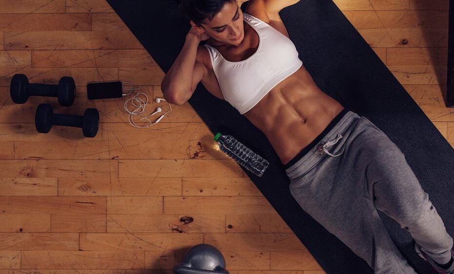 30 minute abs workout