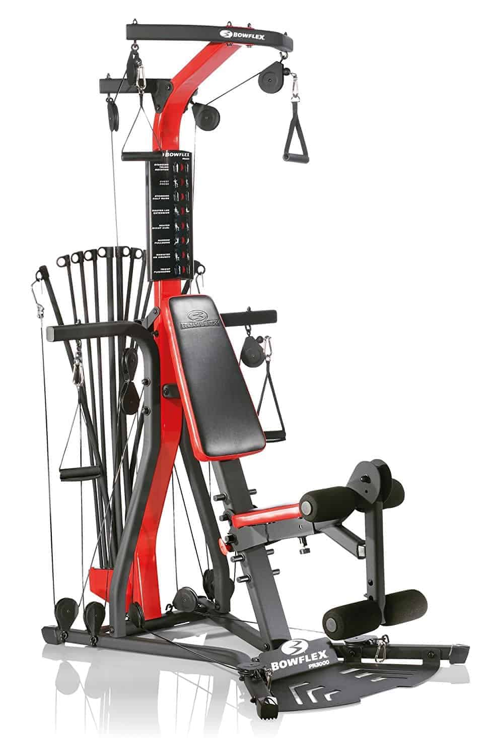 Best bowflex home gym reviews comparison of models