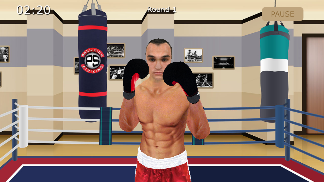 virtual sparring partner