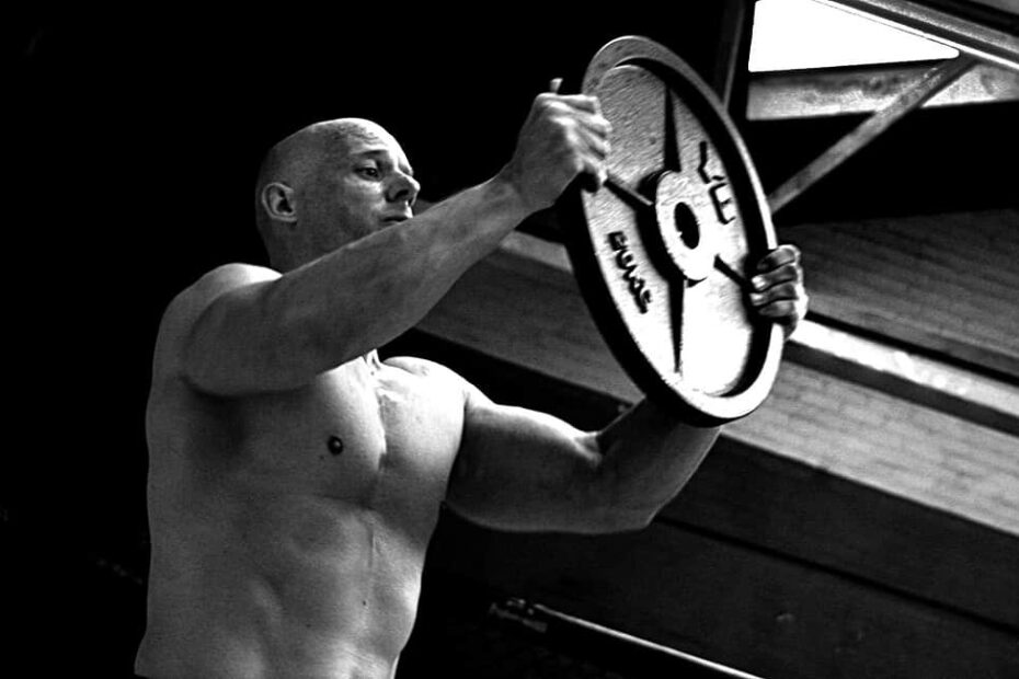 weight plate exercises