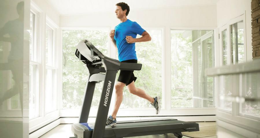 treadmill running for burning fat
