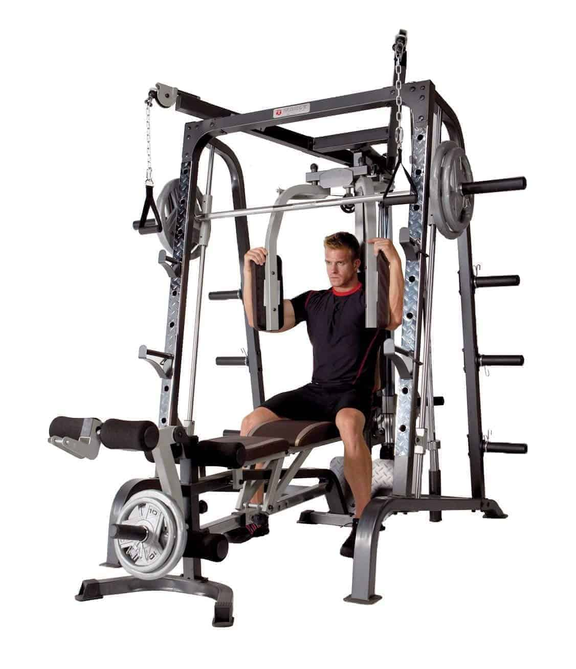 marcy home gym reviews