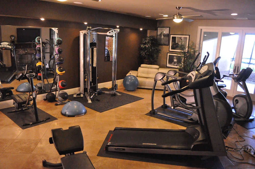 types of exercises equipment for home