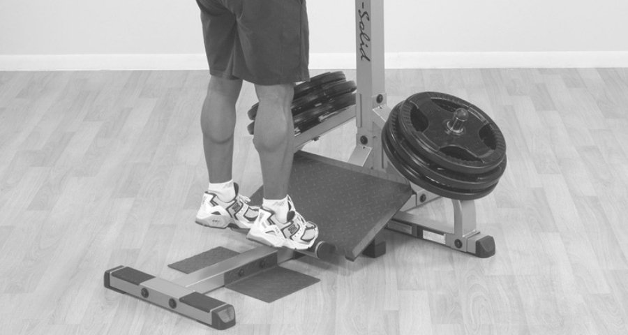 best calf raise machine guide