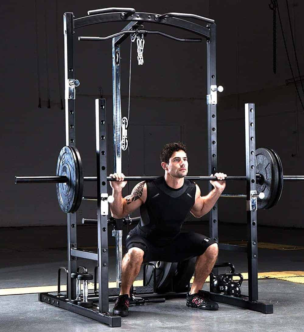 Marcy Weight Bench Cage Home Gym Mwm 7041 Honest Review