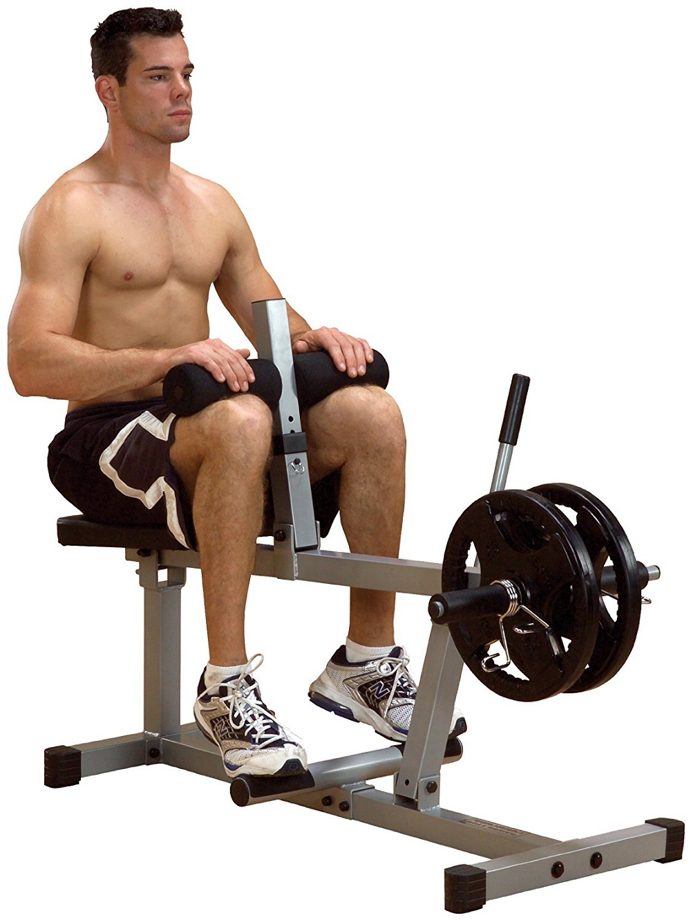 powerline seated calf machine