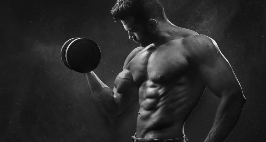 full body workout at home using dumbbells