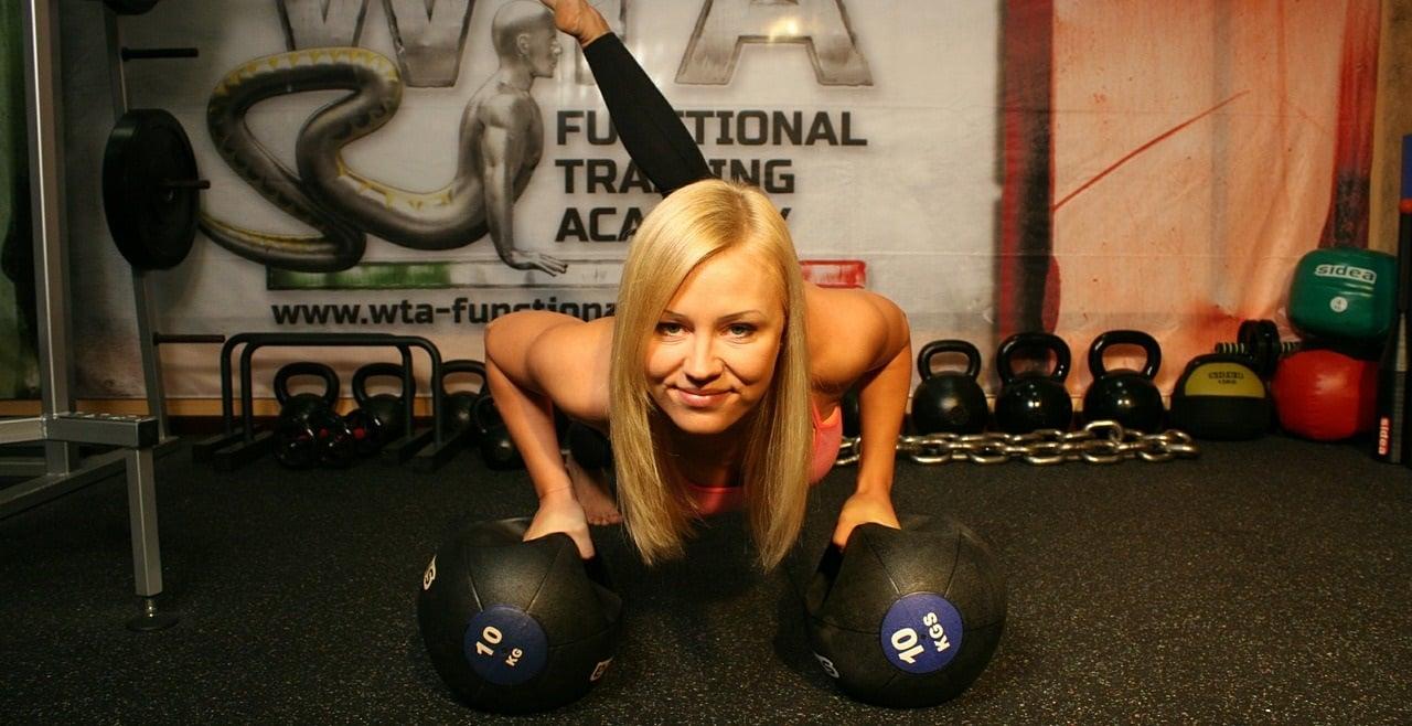 medicine ball chest exercises