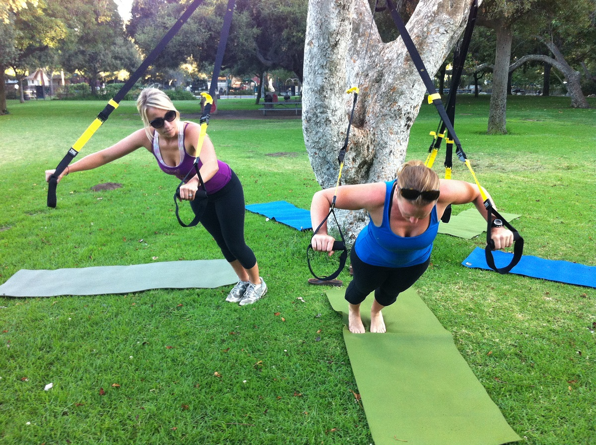 outdoor functional training equipment