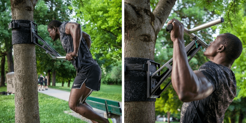 portable bodyweight equipment