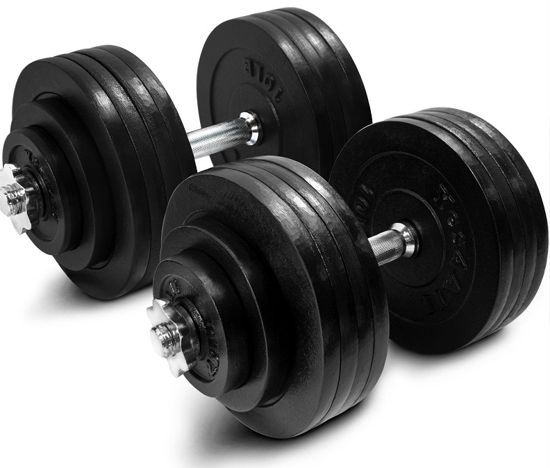 yes4all classic dumbbells