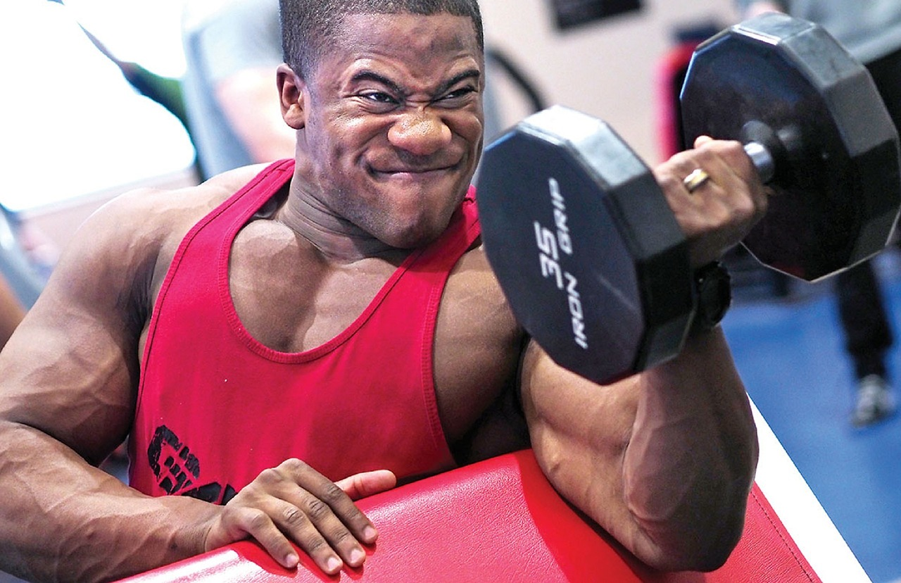 Can You Get Big With Home Gym