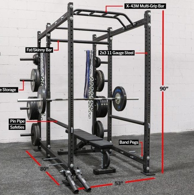 rogue r6 power rack review