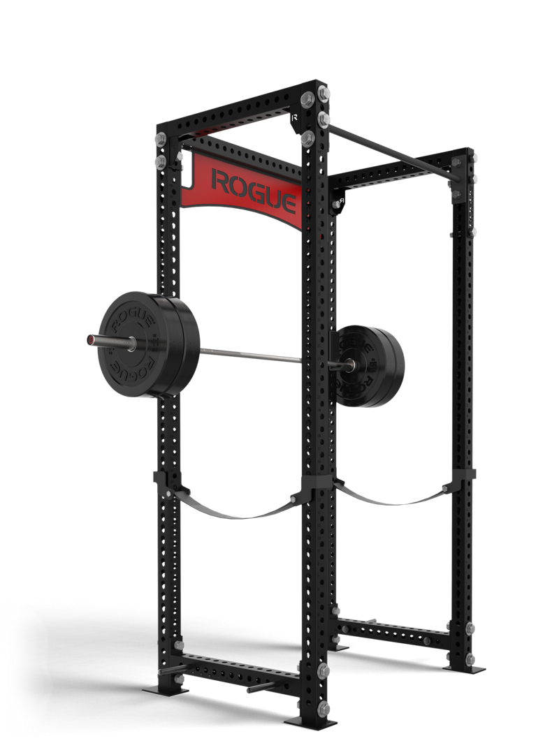rogue fitness monster rack