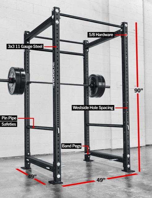 rogue rml 490 power rack
