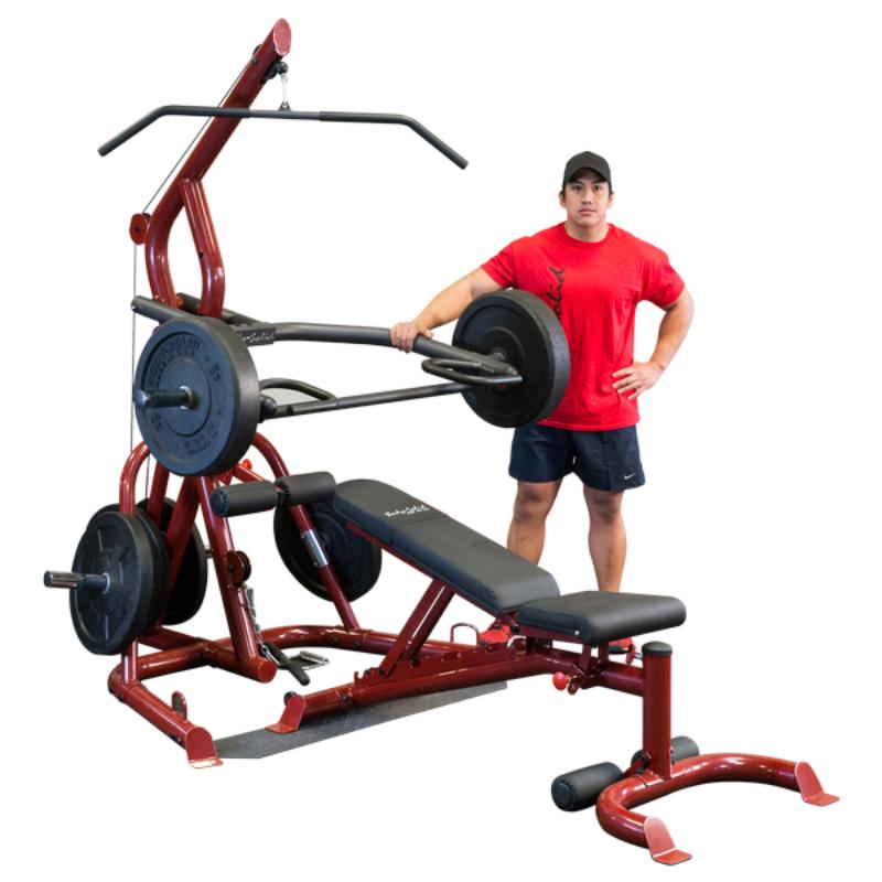 leverage weight lifting machine
