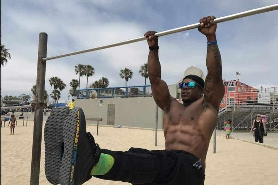 pull up bar ab workout