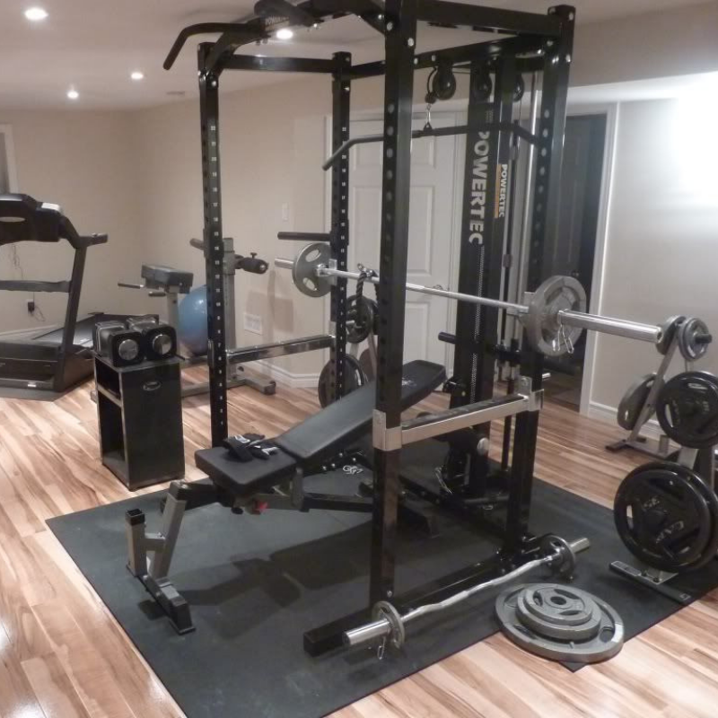 weight machines for home gym