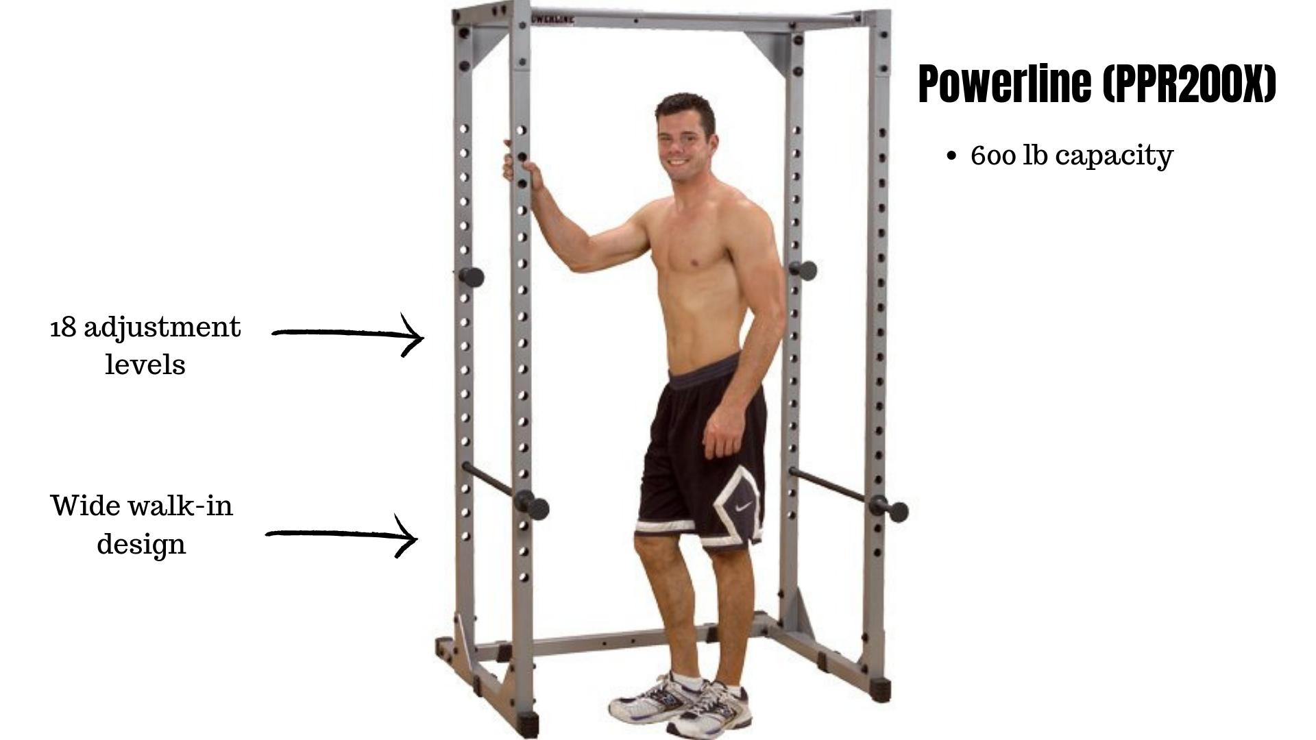 Body-Solid Powerline PPR200X