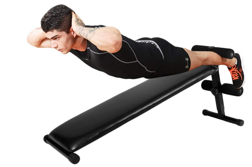 sit up bench hyperextension
