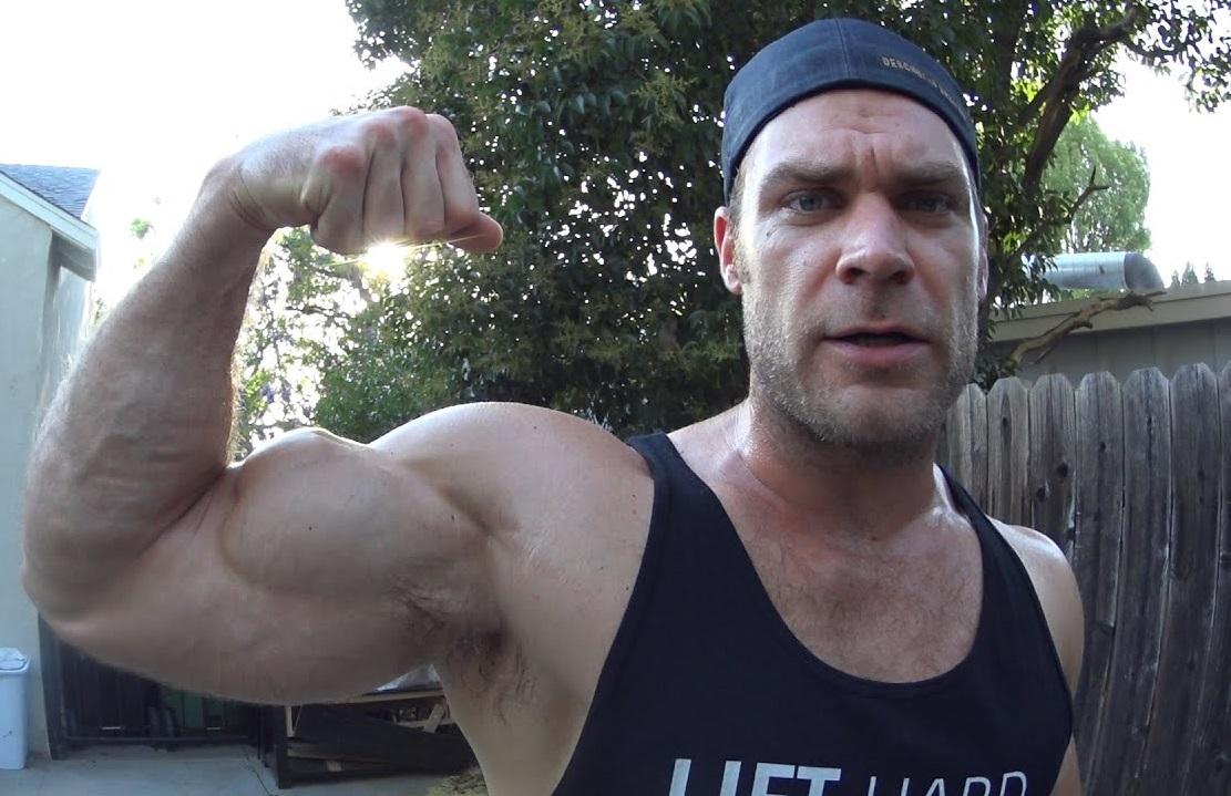 bodyweight arm workout for mass