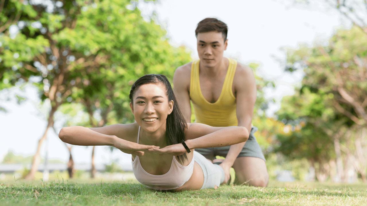 lower back exercises for women