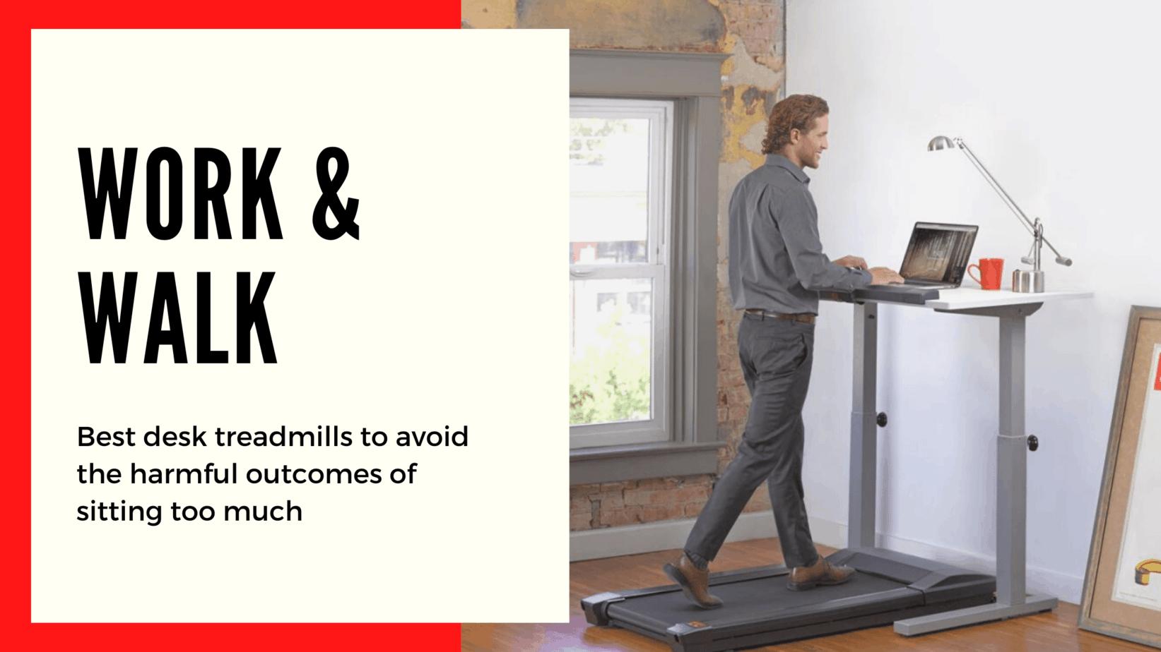desk treadmill reviews