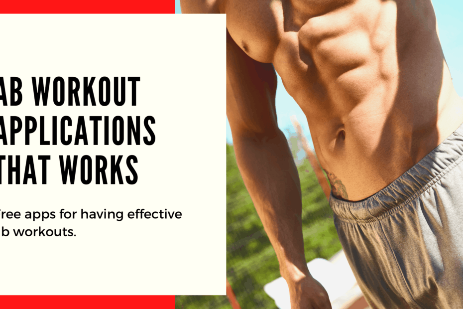 ab workout apps