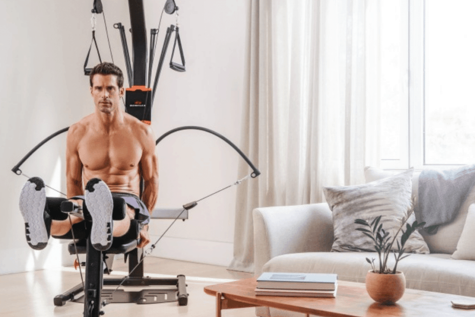 workout bowflex gym
