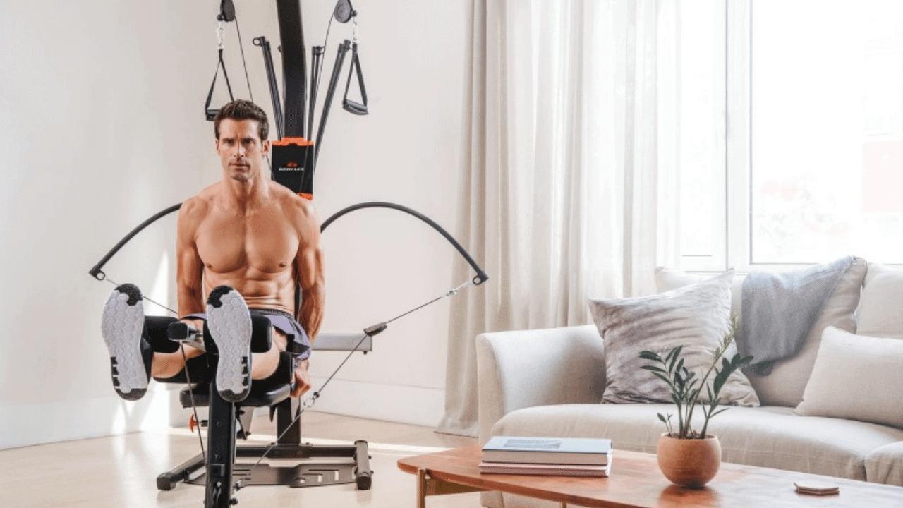 workout bowflex gym