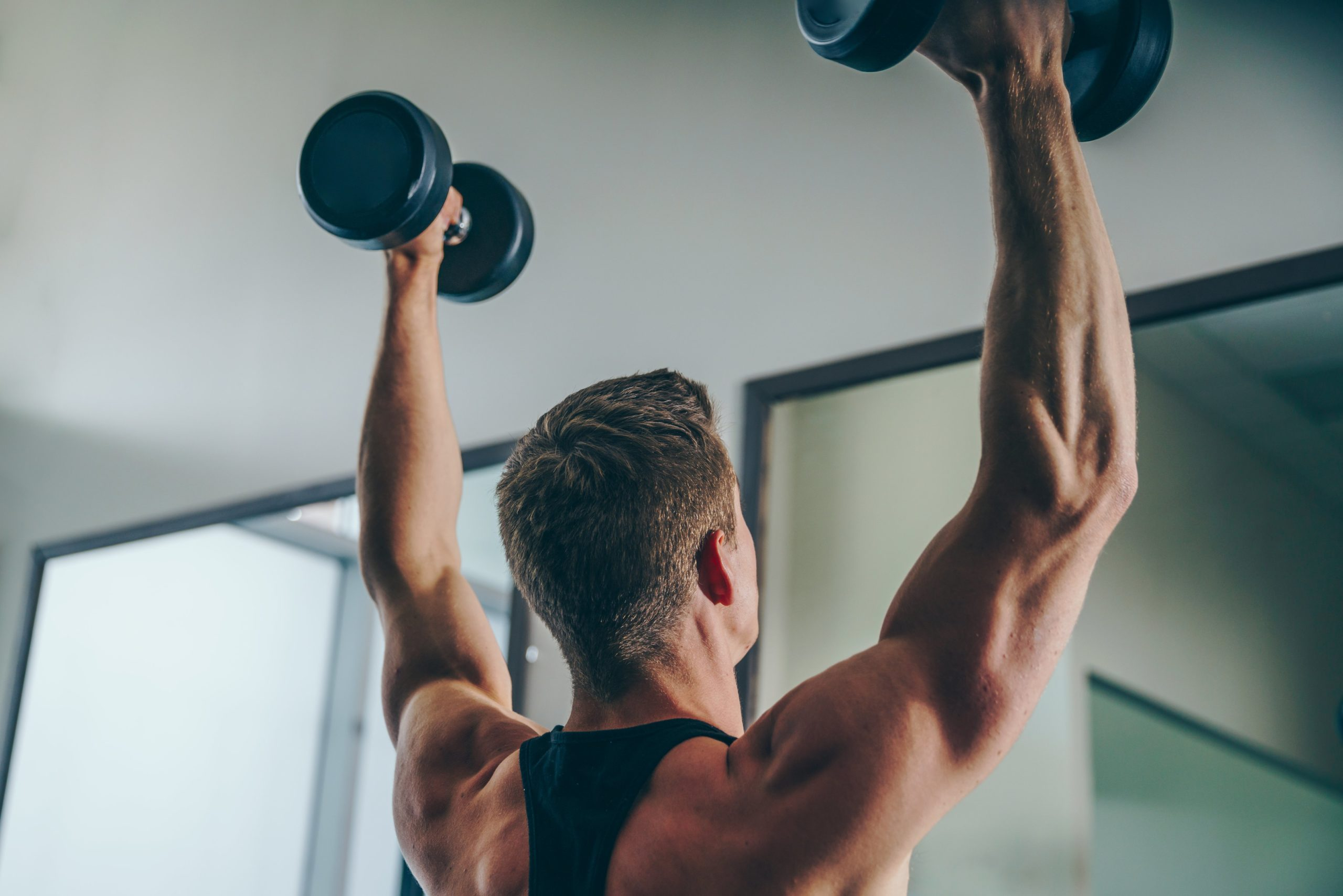 Best Back Workouts with Dumbbells