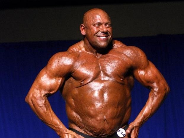 What is a bubble gut or Palumboism and why do bodybuilders get it?